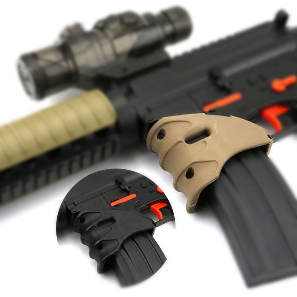 Water Gun Adjustable Nylon Magazine Well Grip Toy Gun Accessories For Gel Blaster Airsoft M4 JinMing9 Paintball Accessories
