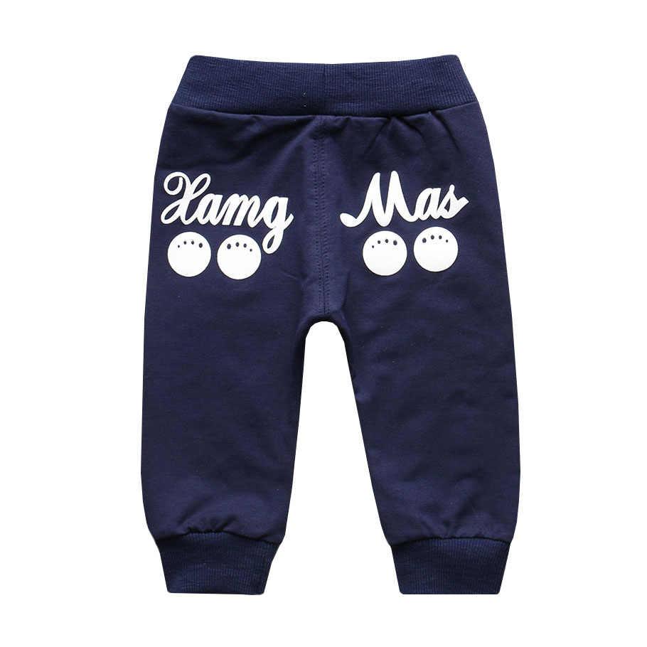 2018 nowa wiosna bawełna Boys Baby Casual spodnie dla dziewczynek dziecięce spodnie sportowe Harem spodnie jesień dzieci ubrania 0-3 rok