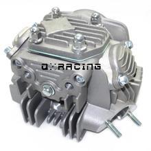 Cylinder Head Kit Assembly For YX140 YinXiang 140cc 1P56FMJ Horizontal Engine Dirt Pit Bike Atv Quad Parts