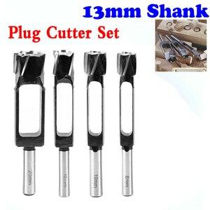 Image 3 - Tenon Dowel & Plug Cutter Tenon Maker, Tapered Snug Plug Cutters(20Mm)