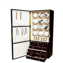 12 slotów wysokiej klasy zegarek silnika Shaker pokrętło zegarka pojemnik do przechowywania wyświetlacz poduszka na drewniany zegarek pokrętło zegarka box 200911-11 tanie tanio CN (pochodzenie) 0inch Nowy bez tagów