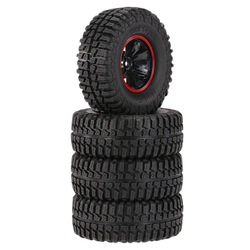 1.9 Wheels and Tires Set 103mm for 1/10 Scale RC Crawler Axial SCX10,  D90, CC01 - 4Pcs/Set