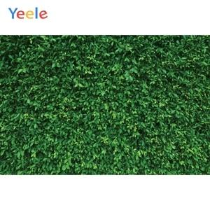 Yeele трава Листва Зеленый экран Chroma Key сцена персонализированные фотографический фон фотография задник для фотостудии