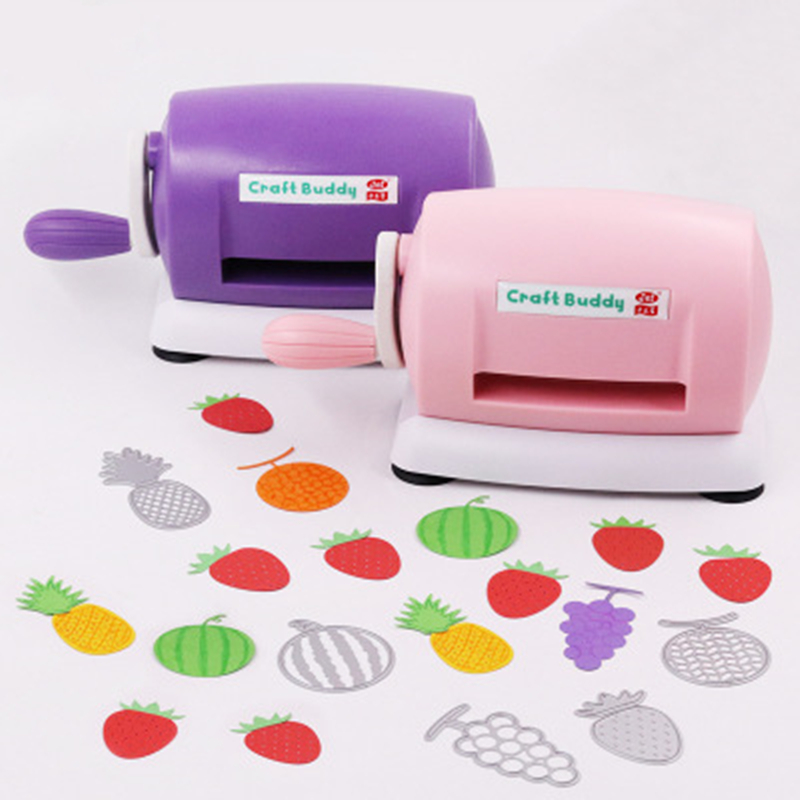 Die Cutting Machine Paper Cutting Machine Embossing Scrapbook Cutting DIY Tool Plastic Changer Craft Tool