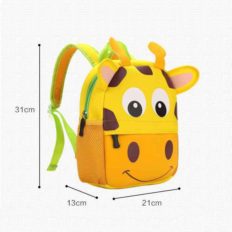 Bag Cute Kid Toddler
