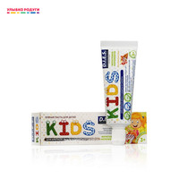 Toothpaste DIES 3071945 Улыбка радуги ulybka radugi r ulybka smile rainbow косметика Mother Kid Baby Care Dental children child cleansing tooth paste dental brush teeth clean cleaning safeguard