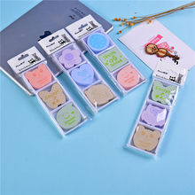 Cute Memo Pad Sticky Notes Stationery Index Planner Stickers Colorful Post Sticker Notepads Office School Supplies(China)