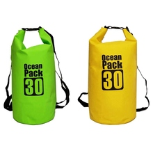 Bag Waterproof Dry Bags Gear Dry Drifting Backpack For Kayaking Rafting Boating Swimming Camping Hiking Beach Fishing Backpack loop swell dry bag 50