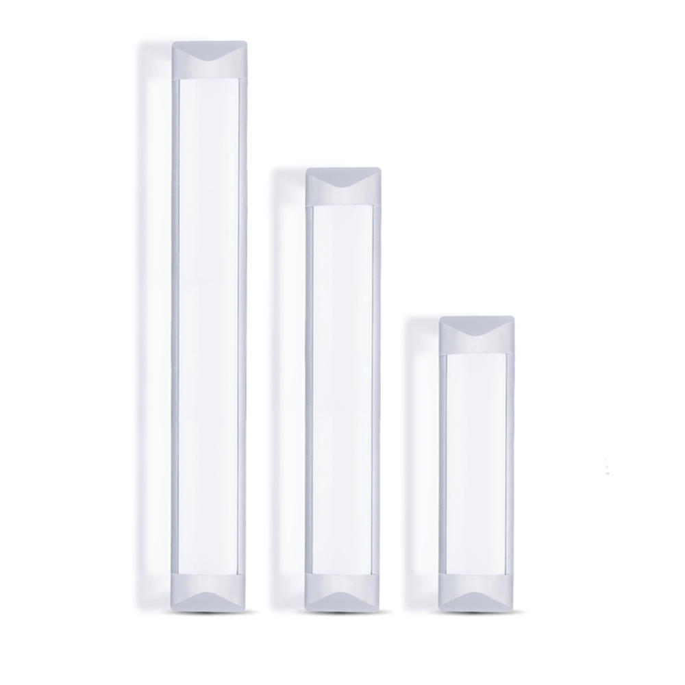 BEYLSION 10 pcslot Tri-proof Clean Purification Tube Light LED Linear Light Led Flat Batten Light Led Tube Lamp 10W 20W 30W 40W (1)