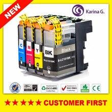 Ink-Cartridge-Suit J470DW Printer MFC-J285DW Compatible J650DW for Lc101/lc103