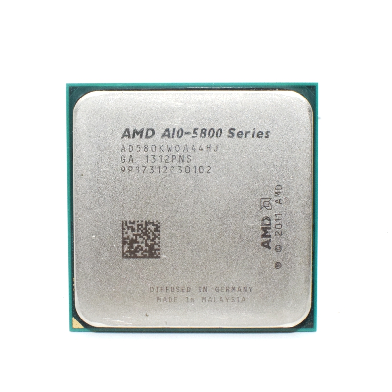 Четырехъядерный процессор AMD 5800 A10 5800K A10, процессор AD580KWOA44HJ Socket FM2