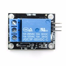 цена на 5V Relay Module Ky-019 1-Way Relay Module Relay Module High Quality