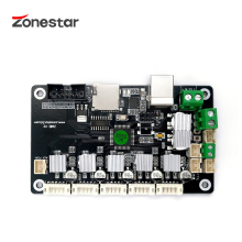 купить Zonestar ZMIB Reprap 3D Printer Controller Board Highly Integrated Mini Mother board ATMEGA1284P For Z5 Z6 дешево