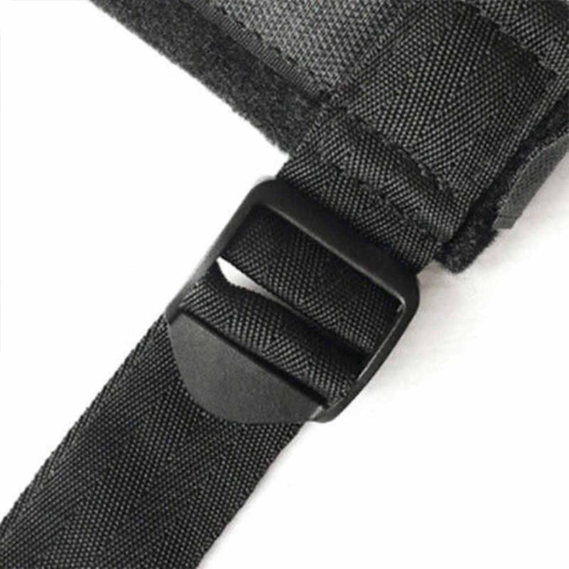 Zestaw Bondage BDSM flirtowanie kajdanki i poduszka pod kark i kostki ograniczenia mankietów zabawy dla dorosłych Sex zabawki dla kobiet pary akcesoria erotyczne