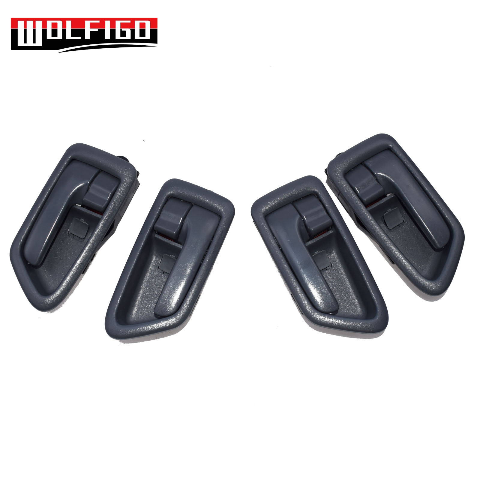 New 4Pcs Front Rear Outside Door Handle SET For Toyota Camry 1997-01 69210AA010