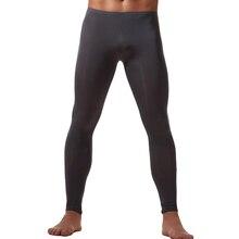 Мужские обтягивающие леггинсы для бега, занятий спортом, для спортзала, фитнеса, пробежки, быстросохнущие штаны, тренировочные штаны для йоги
