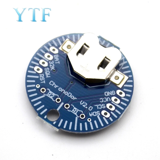 RTC Real-Time Clock Module DS3231SN ChronoDot V2.0 I2C Memory DS3231 For Arduino