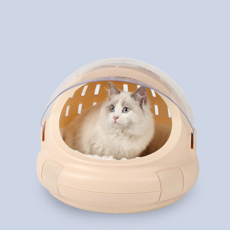 New Pet <font><b>Cat</b></font> <font><b>Bed</b></font> <font><b>House</b></font> <font><b>Cat</b></font> Bag Multifunction Pet Aviation Box Puppy <font><b>Cat</b></font> Toilet Box Portable Bag Car Carrying Pet Nest <font><b>Cat</b></font> Cage image