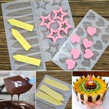 23 Shapes Diy Silicone Chocolate Fondant Candy Mold Cake Decorating Tools Home Handmade Cake Fondant Mold new diy cake decorating mold double leaf veiner silicone cake mold sugar art mold fondant mold fondant cake decorating tools