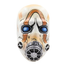 2019 Game Borderlands 3 Psycho Cosplay Speelgoed Nieuwigheid Scary Full Face Latex LED Licht Volwassen Rekwisieten Kostuum Partij Halloween Speelgoed(China)