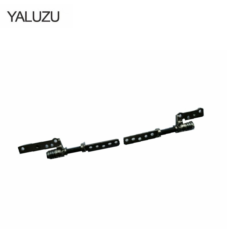 YALUZU Laptops Replacements LCD Hinges Fit For Samsung NP530U4C 535U4C 532U4C 530U4B Hinged Set