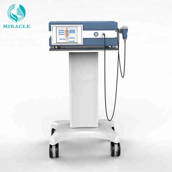 physical therapy rehabilitation shock wave machine with high quality