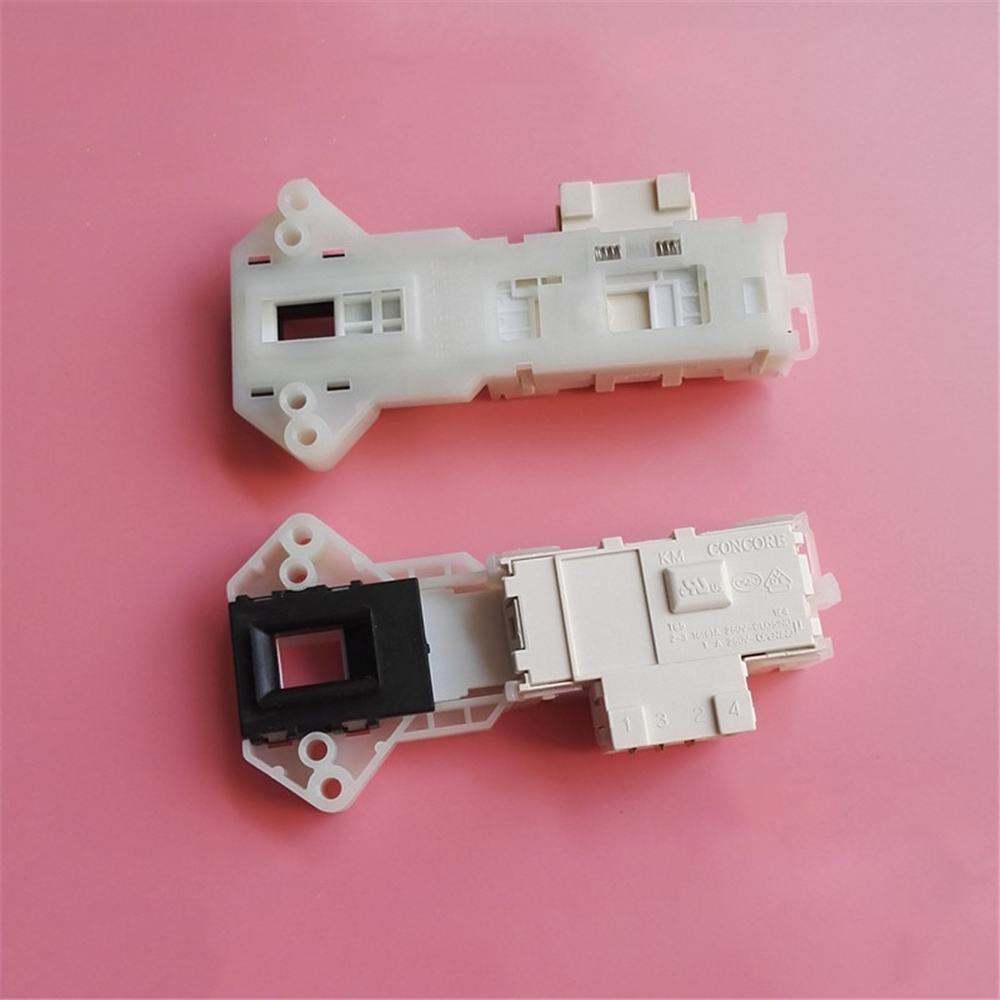 Replacement Electronic Plug Door Lock For LG Washing Machine Parts Time Delay Switch Door WD-N80090U T80105 N10300D