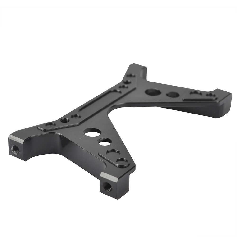 In Lega di alluminio Telaio Posteriore Bretelle Trave Staffa per 1/10 RC Crawler Auto Assiale SCX10 II 90046 di Aggiornamento Parte