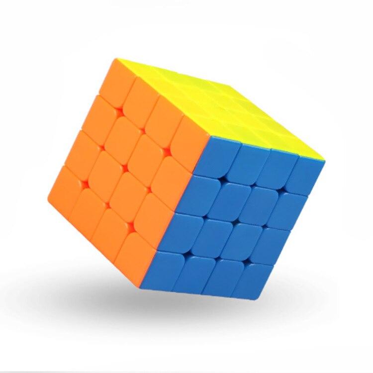 [Cube magique XMD pas de vacance M Mini Cube magique à quatre commandes] jeu seulement 4 commandes magnétique lisse réellement vitesse rubik's Cube