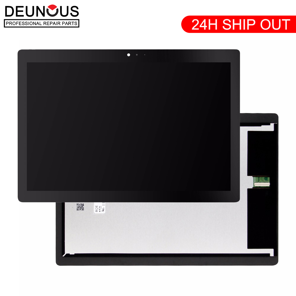 New For Lenovo Tab 5 Plus Tab M10 TB-X605L TB-X605F TB-X605M TB-X605 LCD Display Touch Screen Digitizer Assembly