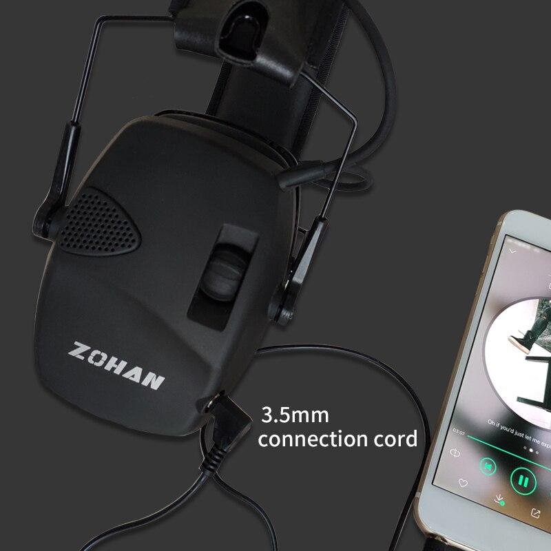 หูฟังลดเสียง ป้องกันหู ที่ปิดหู ลดเสียงดังที่ได้ยิน ลดการได้ยินเสียง NRR22dB Professional