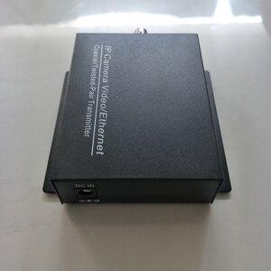 Image 3 - Удлинитель Ethernet через коаксиальный преобразователь 2 км для IP камер видео/Ethernet nrt коаксиальный/витая пара T