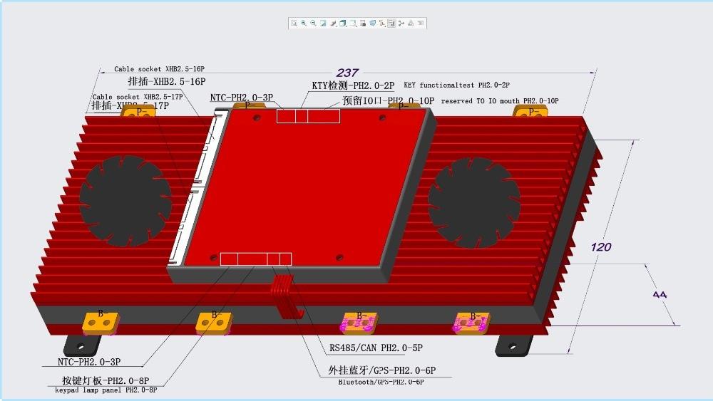 8S 24V 400A 尺寸图