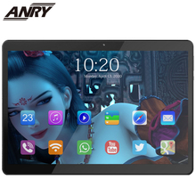 ANRY RS10 Tablet Pc 10.1 Inch Android 7.0 Phablet IPS Screen Quad Core 1GB RAM 16GB ROM Mini Pad Support Extend TF card 3G Tab ainol ax7 3g phablet 7 inch android 4 4 1gb 16gb