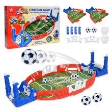 Мини Настольные виды спорта, футбол, аркадные игры для вечеринок, интерактивные игрушки с двойным сражением для детей, детей, взрослых, наст...