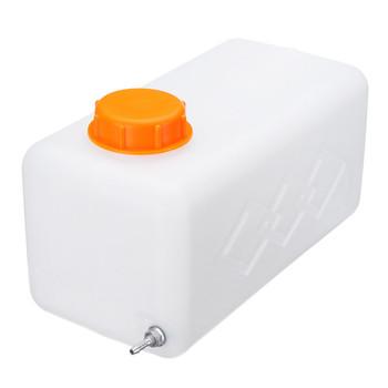 Zbiornik paliwa 5 5L zasobnik do oleju benzyna diesel benzyna plastikowy pojemnik na wodę zbiornik na wodę zbiornik na wodę samochód ciężarowy ogrzewanie postojowe akcesoria tanie i dobre opinie 28cminch 13cminch Fuel Tanks Plastic