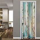 Trees Door Wallpaper...