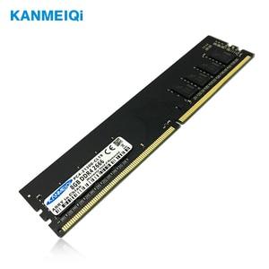 KANMEIQi DDR4 4GB 8GB 16gb Memory RAM Memoria Module Computer Desktop DDR3 2g4g 8g 1333Mhz1600Mhz DIMM Compatible with Intel AMD