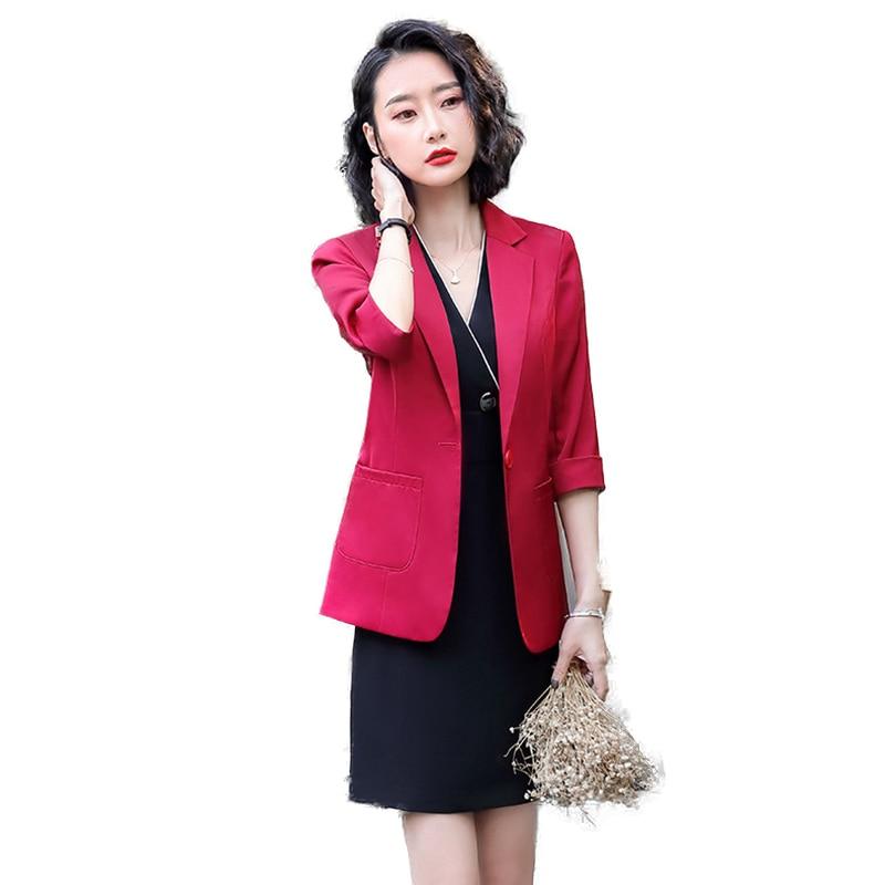 Wine Formal Dress Blazer Women Dresses with Jacket Women's  Dress Suit Set Office Wear Work for Ladies Evening Elegant Costumes
