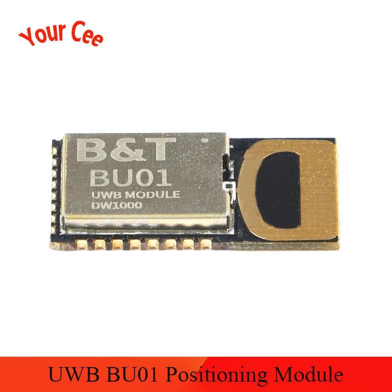 UWB Indoor Positioning Module BU01 Ultra Wideband Devices Short-range Ultra Wide Band UWB High-precision Ranging Module BU01
