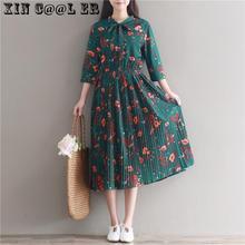 Women Dress 2020 New Spring Autumn Fashion Temperament V-nec