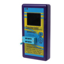 все цены на M328 Multi-Purpose Transistor Tester Diode Resistor Esr Capacitance Lcr Meter Portable New Component