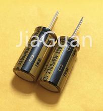 2 Stuks Nieuwe Nichicon Fw 3300 Uf 63V 20X40MM Audio 3300 Uf/63 V Elektrolytische Condensator 63V3300uF Filter versterker 63V 3300 Uf