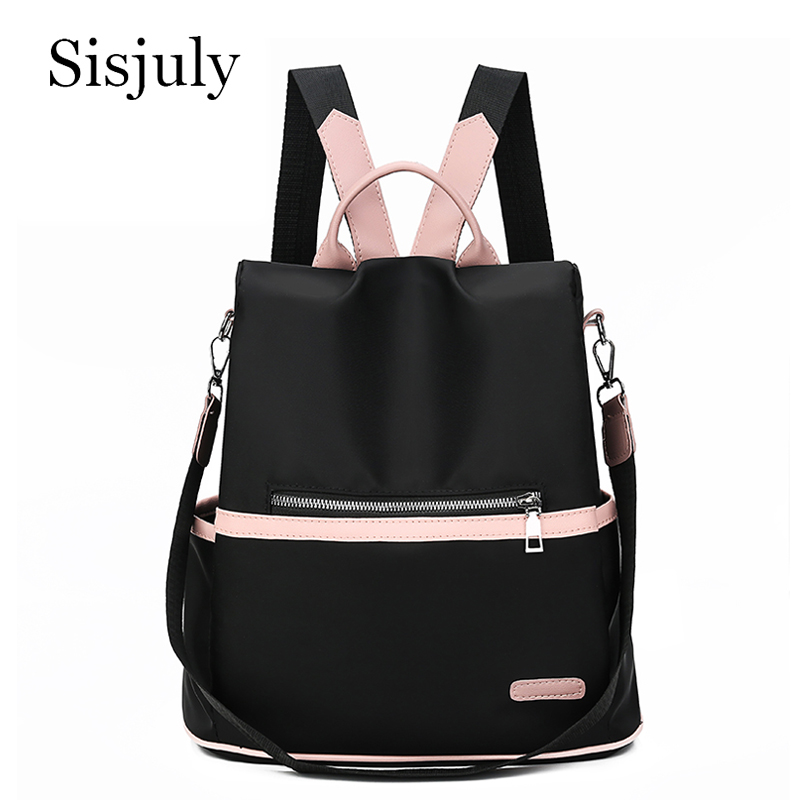Fashion Anti-theft Women Backpacks 2019 Large Capacity Backpack High Quality Waterproof Oxford Shoulder Bag For Women Girls Bags