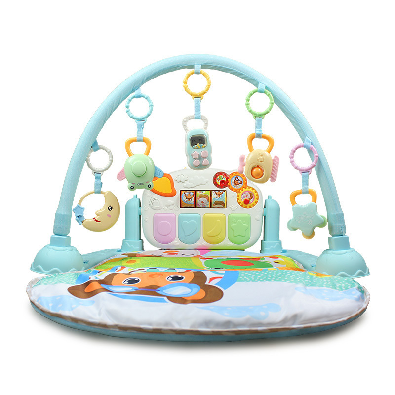 Infant BABY'S Educational Mobile 0-1-Year-Old Newborn Stepping GIRL'S Baby Lying Music Foot Boy Step On Piano Maker