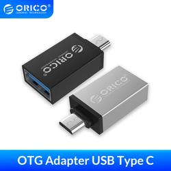 ORICO Micro B OTG Adapter USB3.0 to Micro b OTG Converter Charging Data Sync for Phone tablet