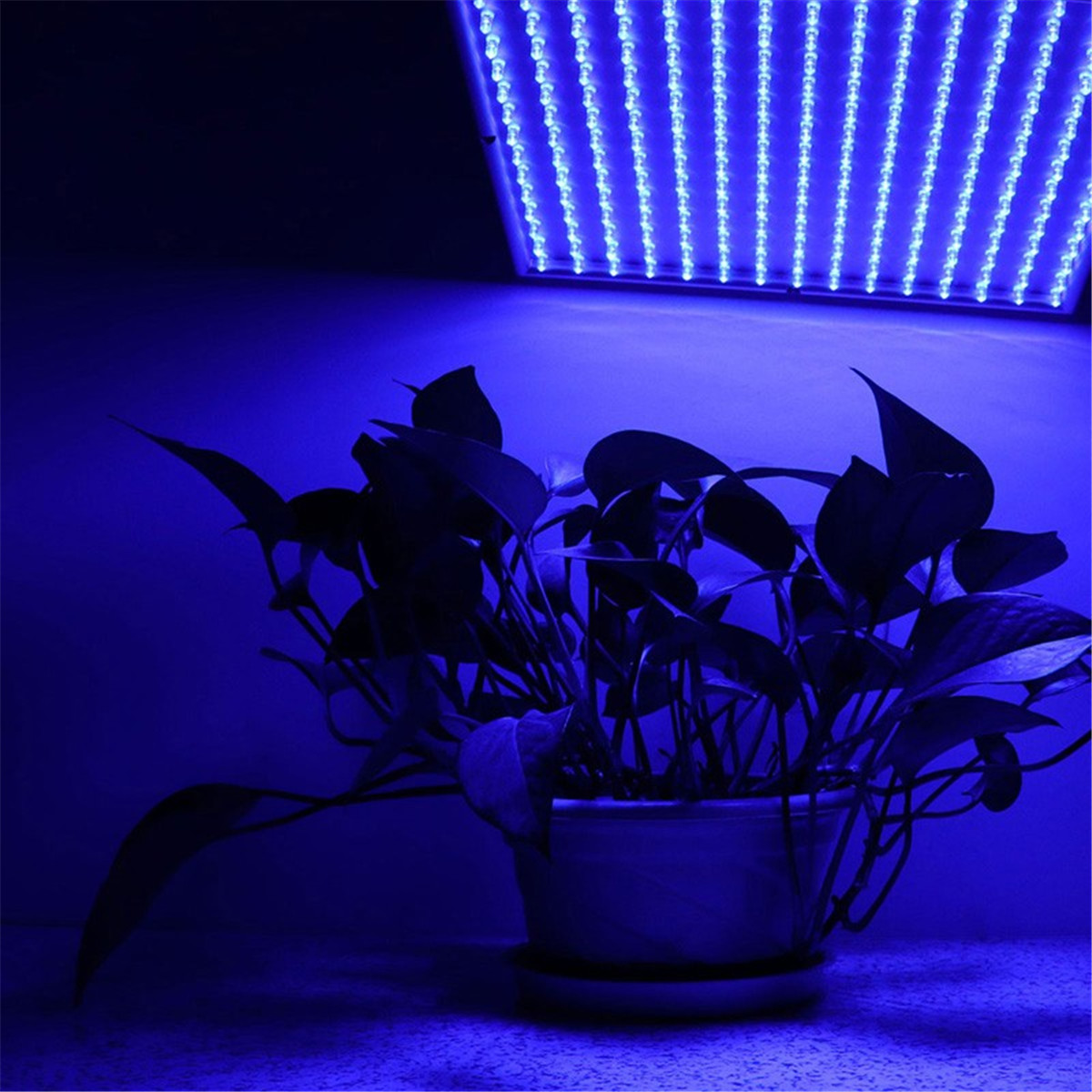 225 LED Grow Light Full Spectrum 14W LED Panel Grow Lamp For Greenhouse Horticulture Indoor Plant Flowering Growth