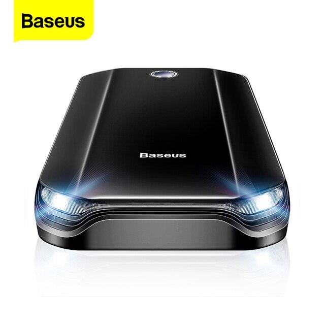 Baseus רכב קפיצת Starter החל מכשיר סוללה כוח בנק 800A Jumpstarter אוטומטי באסטר חירום בוסטרים רכב מטען לקפוץ להתחיל