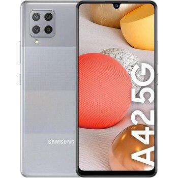 Перейти на Алиэкспресс и купить Samsung Galaxy A42 5G 128 Gb Prism Dot Gray (Восстановленный)