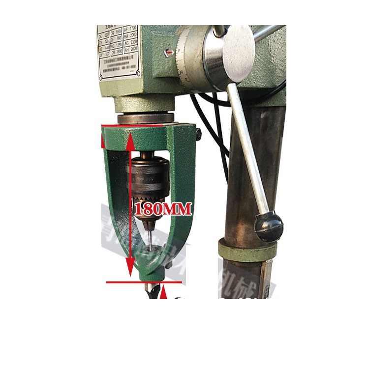 manchon r/éducteur 65-40 Convertisseur de machine /à tenon carr/é pour perceuse d/établi Accessoires de machine /à tenon